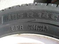 high ply tires with high psi vs no unusal wear with high miles