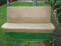 photos of a doka rear seat