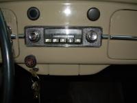 Saphire V radio in my 67 bug