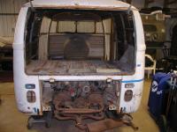 67 DD Panel restoration