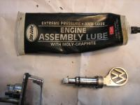 How to rekey a VW bug handle