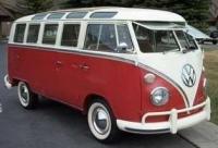 '64 Double door 21-Window Deluxe