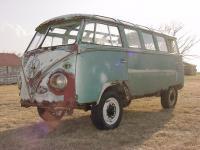 '62 23 window Deluxe Microbus