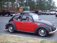 68 Beetle Stolen in NW Georgia