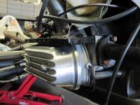 Zeus 36 HP prototype valve cover