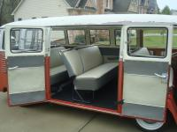 MIAMI V-DUBS PETER'S 61' 15 Window Deluxe SWR/BG !!