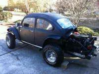 Ford Ranger-Engined Baja Bug