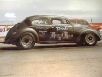 Logo`d race cars from back in the day!