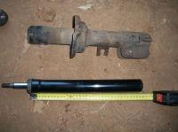 Stock 2 bolt strut insert length