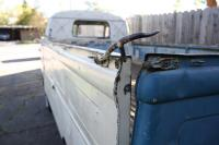 58 Single Cab Paint Progress