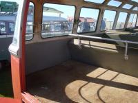 Sealing Wax Red / Beige Grey 23-Window