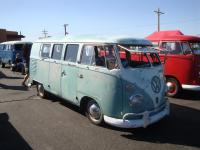 Turquoise Standard Microbus