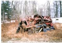 Pennsyltucky junkyard