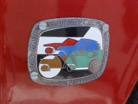traveling badge