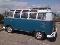 1967 Volkswagen Deluxe 21 Window Bus STOLEN!!