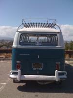 Stolen - 1967 Volkswagen Deluxe 21 Window Bus