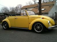 yellow super beetle vert on BRMs