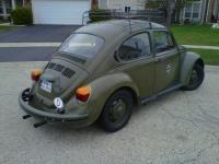 My '79 Army bug after some TLC