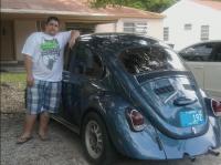 my bug and I