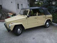 '74 VW181 for the french market