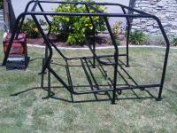 painted rollcage