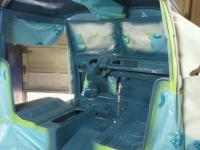 swivel seat kombi cab painted