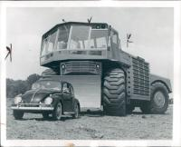 1963 World's largest tractor