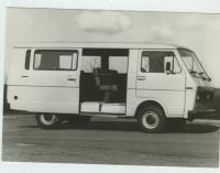 VW LT 28 Taxi Original press photograph