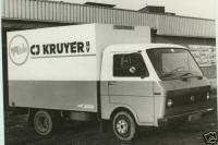 VW LT 28 D Van Press Photograph