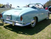 Pacific Blue Ghia Vert at CVA Dustoff 2011