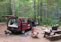 Buck Pond Campground - Adirondacks