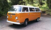 1971 Volkswagen Deluxe