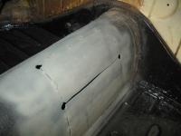 broken clutch cable Front mount repair