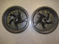 211501615D rear brake drums