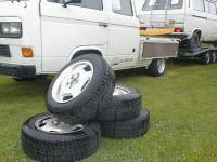 Vanagon Wheels