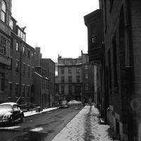 Beacon Hill, Boston 1957