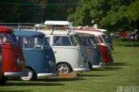 Split Screen Van Club Lineup
