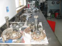 rebuilding the rear suspension 1973
