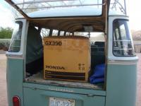 Post Office Run in the 1963 15-Window