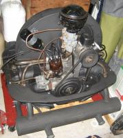 Rebuilt 36 horse Engine