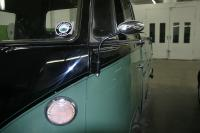 1965 Single Cab Velvet Green & Black