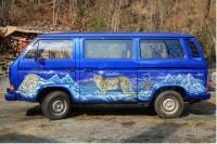 Siegfried and Roy's Van?
