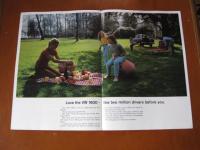 "London, UK ""The VW 1600 Brochure"""