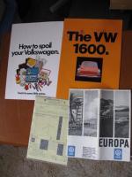 Literature Found at MVVC Fest 2011 Swap Meet