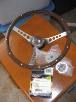Volkswagen Accessory FV Steering Wheel @ Grant Boss
