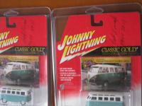"Johnny Lightning ""Bob Novak"" 23 Window Samba"