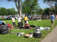 Swap Meet Vendors @ MVVC Fest 2011