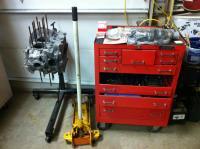 engine rebuild for '64 single cab