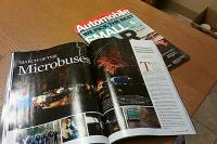 July's Automobile Magazine...go get it!