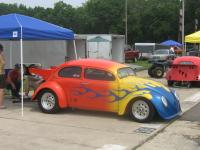Race Beetles from the show.